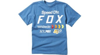 Fox Youth Murc camiseta niños tamaño YXL dusty  azul
