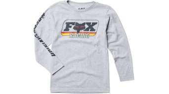 FOX Youth Throwback LS t-shirt manches longues enfants Gr.
