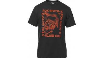 FOX Catalog csatlakozó Premium póló férfi Méret S black