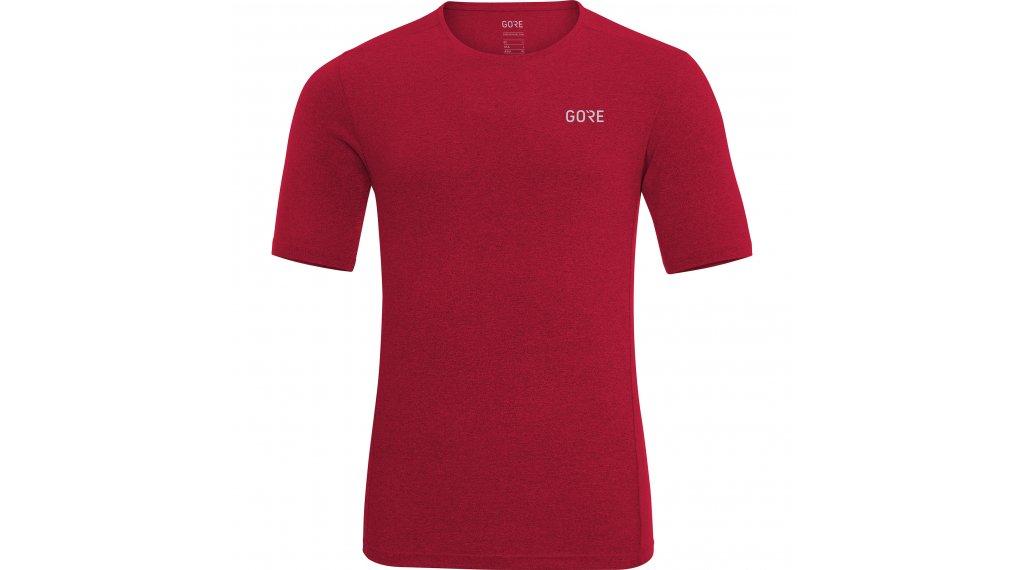 GORE R3 T-Shirt 短袖 男士 型号 M red melange