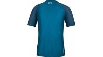 Gore Wear Devotion t-shirt manches courtes hommes Gr. S sphere bleu/scuba bleu