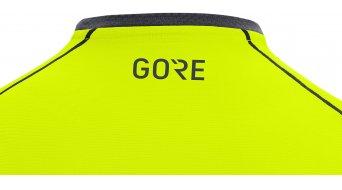 Gore Wear R5 t-shirt manches courtes hommes Gr. S noir/neon jaune