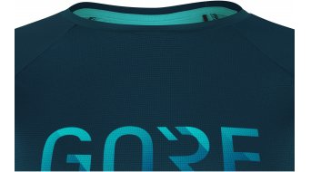 Gore Wear Devotion t-shirt manches courtes femmes Gr. XXS (34) orbit bleu/scuba bleu