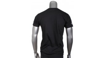 HIBIKE La bici. Lo principal . camiseta de manga corta tamaño XL negro(-a)/blanco(-a) (Hakro 295)