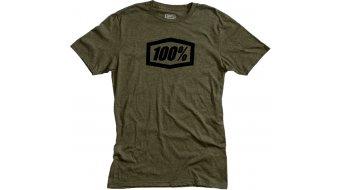 100% Essential T-Shirt Herren kurzarm Gr. M fatigue