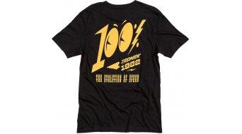 100% Sunnyside T-Shirt Herren kurzarm Gr. S black