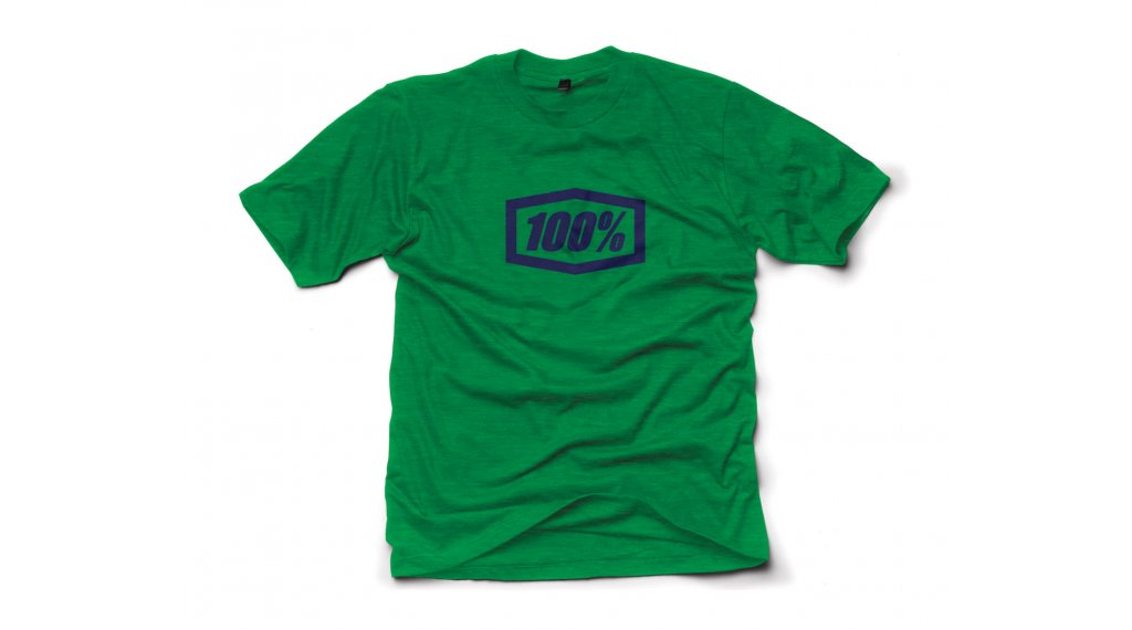100% Essential T-Shirt 短袖 男士 型号 XL green