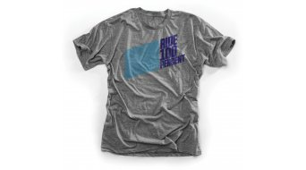 100% Daytona T-Shirt kurzarm heather grey