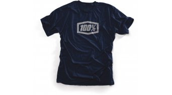 100% Raw t-shirt manica corta . navy