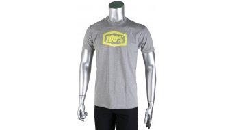 100% Essential t-shirt manica corta uomini .