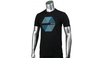 100% Polygon T-Shirt 短袖 男士 型号 S black