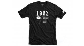 100% Portia T-Shirt 短袖 男士 型号 black