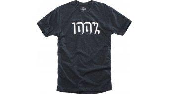 100% Shadowbox T-shirt short sleeve men charcoal/heather