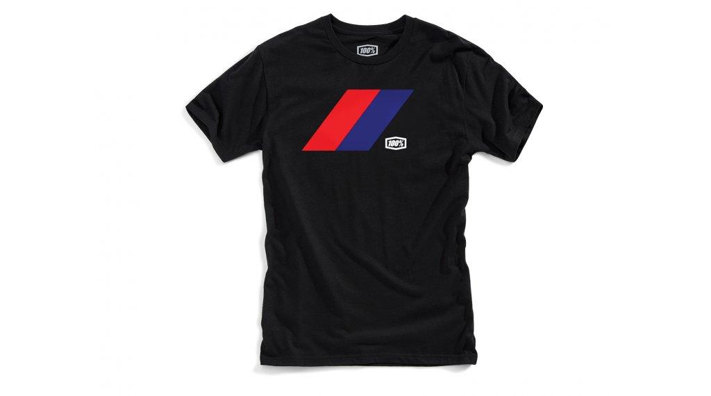 100% Bray Tech T-Shirt kurzarm Herren Gr. M black