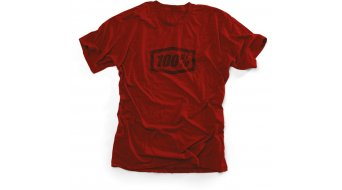 100% Essential T-Shirt 短袖 男士 型号 S cardinal heather