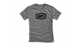 100% Essential T-Shirt 短袖 男士 型号 S gunmetal heather
