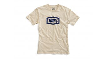 100% Essential T-shirt korte mouw heren