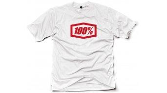 100% Essential T-Shirt 短袖 男士 型号 S white