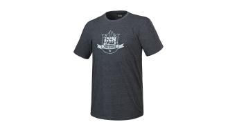 iXS BC 6.1 T-shirt short sleeve anthracite