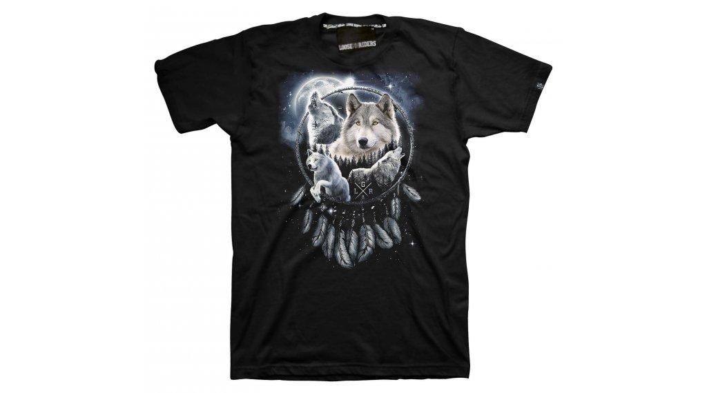 Loose Riders Dream Catcher camiseta tamaño S negro/azul