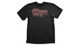 Loose Riders Gonna Send It T-Shirt Gr. S black/red