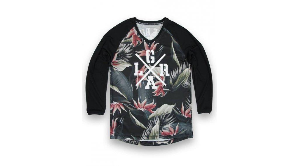 Loose Riders Floral T-Shirt 儿童 型号 S multicolour