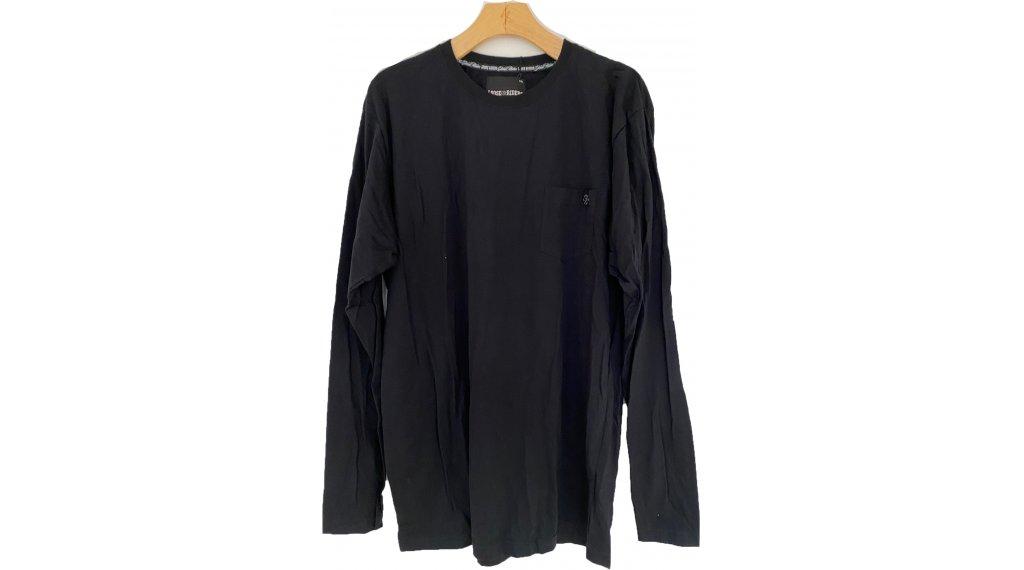 Loose Riders Black T-Shirt langarm Herren Gr. S black