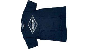 Loose Riders Diamond T-Shirt kurzarm Herren grey/black
