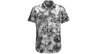 Loose Riders C/S Tie Dye Hemd kurzarm Herren grey