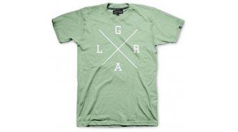 Loose Riders X-Logo T-Shirt kurzarm Herren Gr. L mint