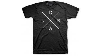 Loose Riders X-Logo T-Shirt kurzarm Herren Gr. M black