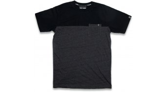 Loose Riders Heather T-Shirt kurzarm Herren grey/black