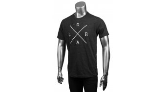 Loose Riders Lrxga Heather T-Shirt kurzarm Herren black/grey