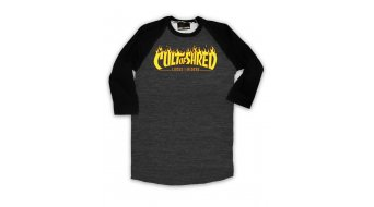 Loose Riders Cult of Shred Heater T-Shirt black/grey