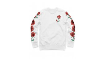 Loose Riders Roses White T-Shirt Gr._XXL white/red