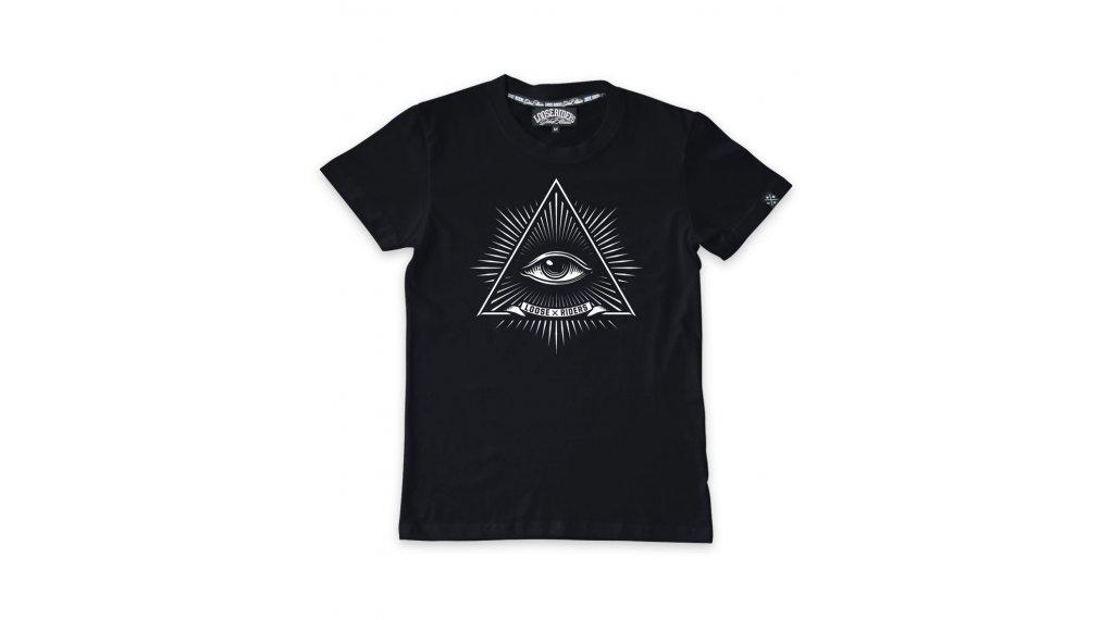 Loose Riders Third Eye t-shirt Gr. L noir/blanc