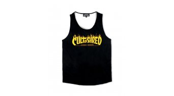 Loose Riders Cult of Shred Tank-Top kids size_XL black/yellow