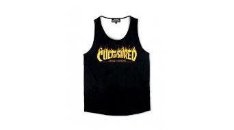 Loose Riders Cult of Shred Tank-top gyermek Méret_XL black/yellow