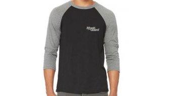 Marsh Guard T-Shirt langarm schwarz/grau