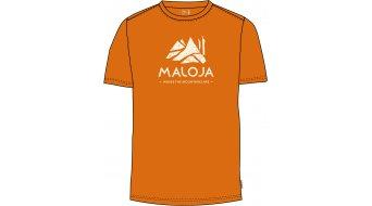 Maloja GrassitschM. tričko krátký rukáv pánské velikost M tiger- MUSTERkolekce