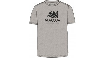Maloja GrassitschM. T-camiseta de manga corta Caballeros