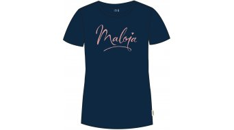 Maloja ForbeschaM. T-Shirt kurzarm Damen Gr. L night sky