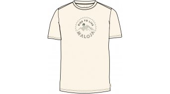 Maloja GioscheB. T-Shirt 短袖 儿童 型号 M vintage white- MUSTERKOLLEKTION