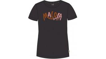 Maloja TsheringM. T-Shirt kurzarm Damen Gr. M moonless - SAMPLE