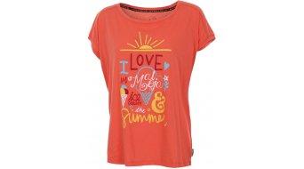 Maloja PattiM. T-Shirt kurzarm Damen-T-Shirt Gr. M flamingo