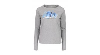 Maloja NeuenburgM. T-shirt long sleeve ladies size M grey melange
