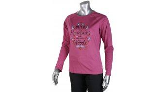 Maloja SabinM. T-camiseta manga larga Señoras-camiseta tamaño M candy