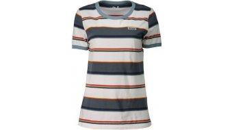 Maloja TonschieferM. T-shirt korte mouw dames-T-shirt maat. M waterfall- Sample