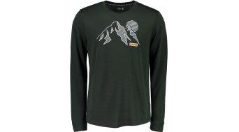 Maloja DetroitM. T-shirt long sleeve men size M wood- Sample