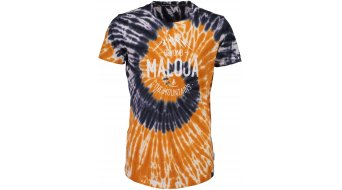 Maloja Tie Dye SnowM. T-Shirt kurzarm Herren Gr. M mountain lake - Sample